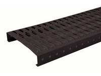 CEMBRIT stoupací plošina 80x25 cm černá