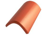 Betonpres Exclusiv hřebenáč cihlová