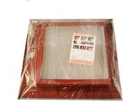 Střešní vikýř Standard 600x600mm cihlově červená
