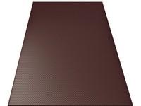 Ruukki rovinné tabule 0,5x1250x2000mm PE 30 RR32 tmavě hnědá