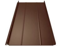 Ruukki Classic PE 30 0,5mm RR887 čokoládově hnědá