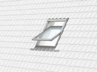 Velux střešní okno kyvné  GLU MK06 0051